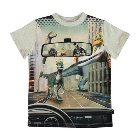 Molo T-shirt Road Hindsight Mirror