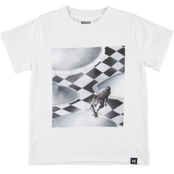 Molo T-shirt Road Skate Check Solo