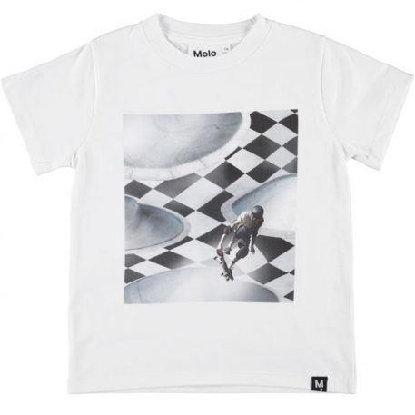 Molo T-shirt Road Skate Check Solo