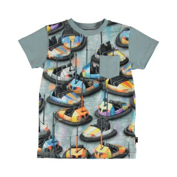 Molo T-shirt Roman Bumper Cars