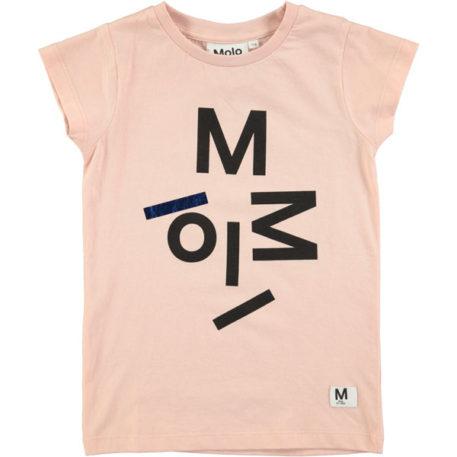 Molo T-shirt Ruana Peach Puff
