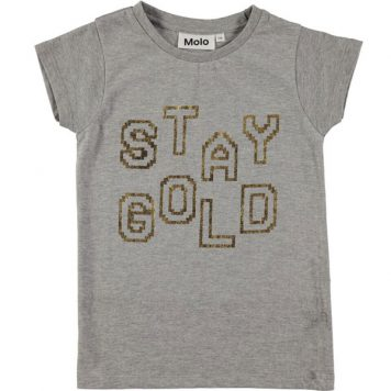 Molo T-shirt Ruana Stay Gold