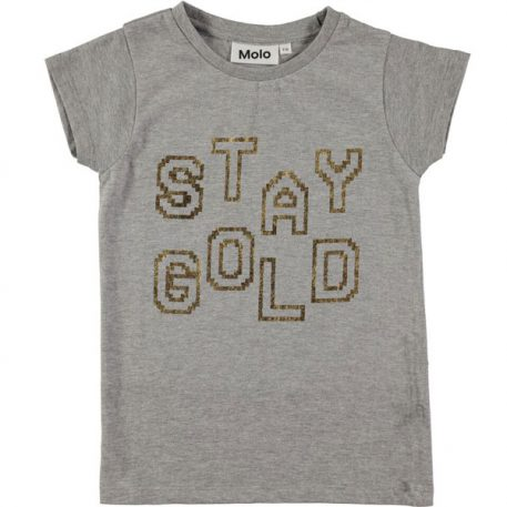 Molo T-shirt Ruana Stay Gold