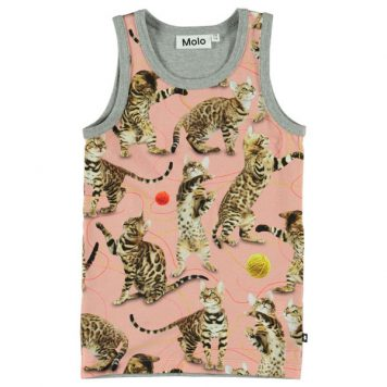 Molo Top Joshlyn Wannabe Leopard