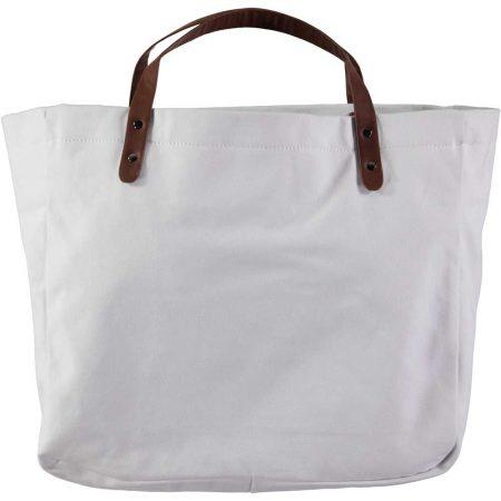 Molo Tote Bag Porcelain Clay