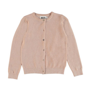 Molo cardigan Georgina Cameo Rose