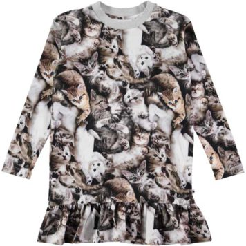 Molo kleedje Caras Miauuu