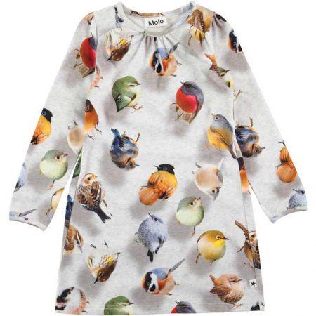 Molo kleedje Ceria Bouncing Birds