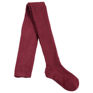 Molo kousenbroek Rib Tights Boysenberry