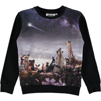 Molo longsleeve Regine Wish Upon a Star