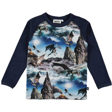 Molo longsleeve Remington Dragon Island