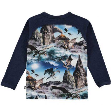 Molo longsleeve Remington Dragon Island