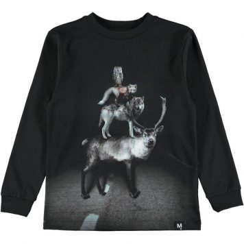 Molo longsleeve Renzi Wild Encounter