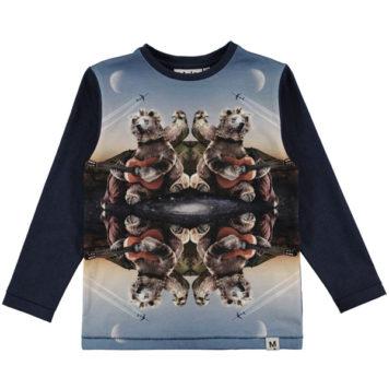 Molo longsleeve Rexol Kaleidoscope Bear