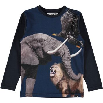 Molo longsleeve Rexol United Animals