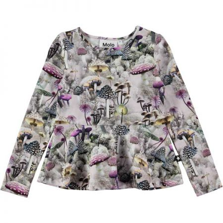 Molo longsleeve Rosalind Enchanted Forest