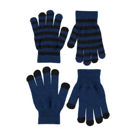 Molo set 2 paar handschoenen Keio Ocean Blue