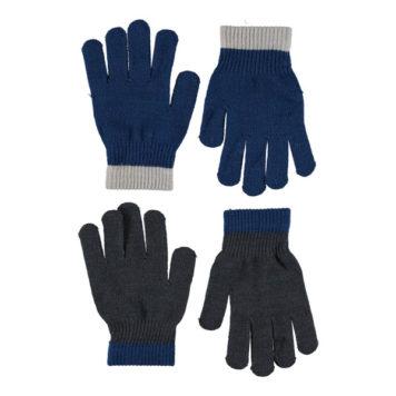 Molo set 2 paar handschoenen Kello Ocean Blue