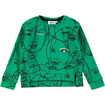 Molo sweater Malissa Girly Faces