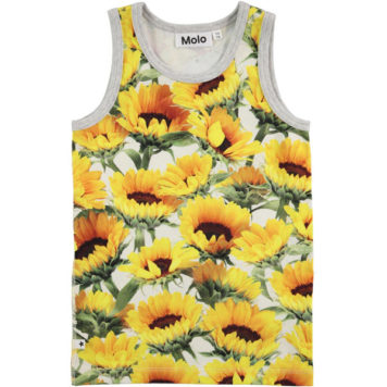 Molo top Joshlyn Sunflower Fields SS18