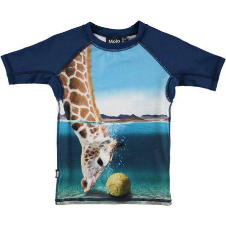 Molo zwemshirt Neptune Giraffe