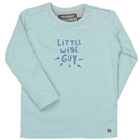 Moodstreet Baby Longsleeve Little Wise Guy