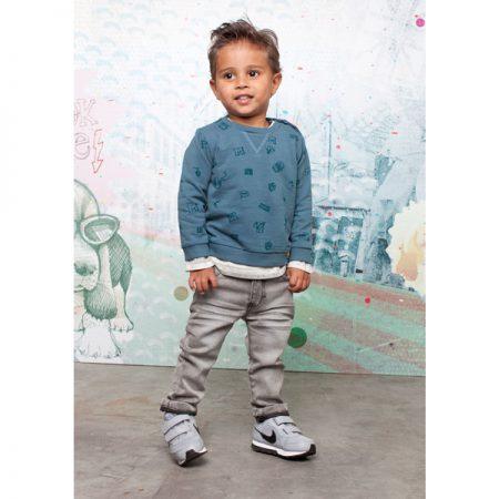 Moodstreet Mini Boys Pants grey