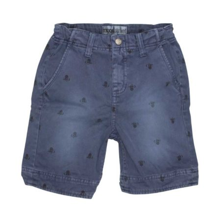 Moodstreet Short Blue