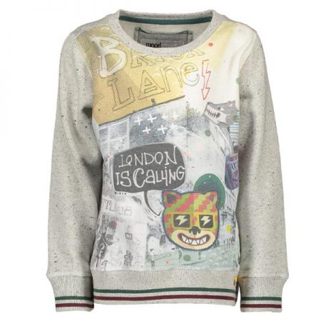 Moodstreet Sweater London is Calling