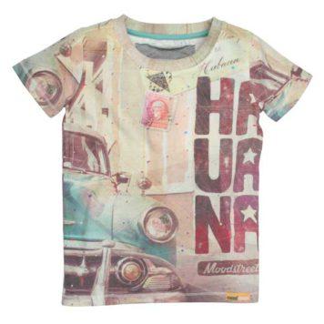 Moodstreet T-shirt Hauana