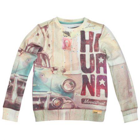 Moodstreet sweater Hauana