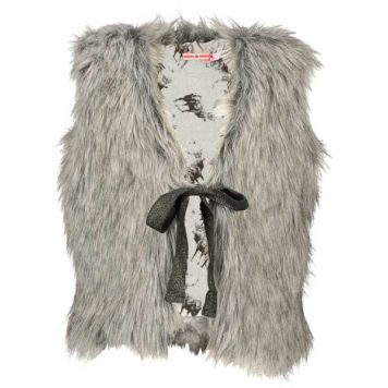 NoNo Teddy Fur Gilet