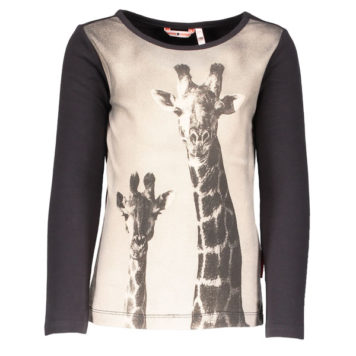 NoNo longsleeve Giraf