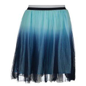 Nono Dip Dyed Mesh Skirt