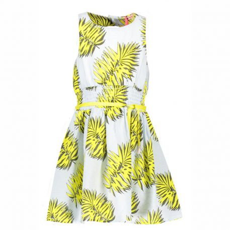 Nono Milo Singlet Dress Leaves