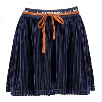 Nono Nanace Skirt Velours striped