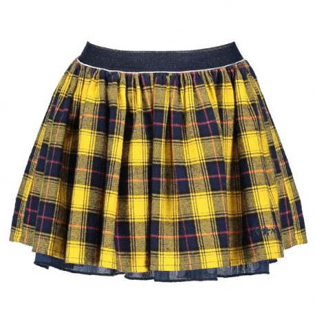 Nono Numa Skirt Check (omkeerbaar)