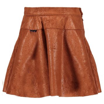 Nono Numai Circle Skirt Fake Leather