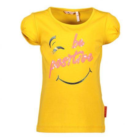 Nono T-shirt Kamsi Be Positive