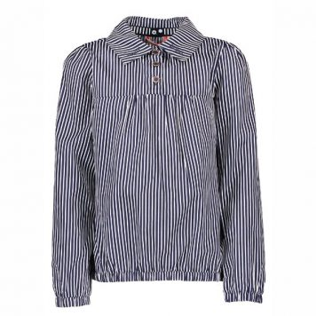 Nono Tyra Striped Blouse