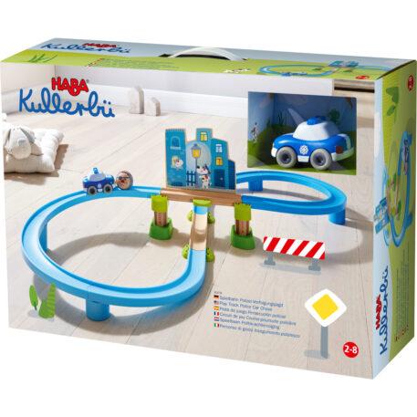 Haba Kullerbü Speelbaan Politie - Achtervolging