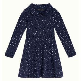 Petit Louie Dinner Dress Little Dots
