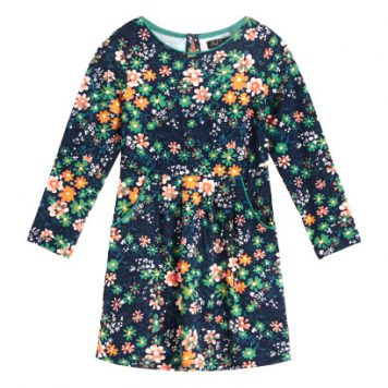 Petit Louie Mona Dress Florali