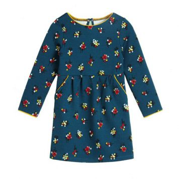 Petit Louie Mona Dress Mayflower