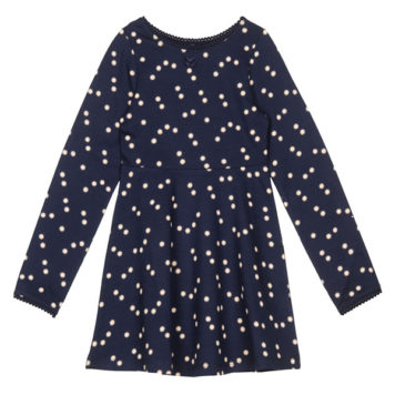 Petit Louie Skater Dress Star
