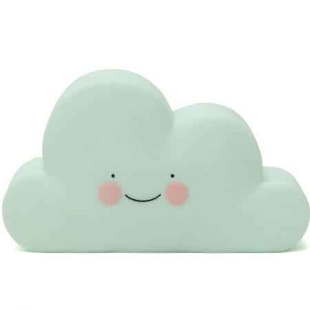 Petit Monkey Nachtlampje Cloud Mint
