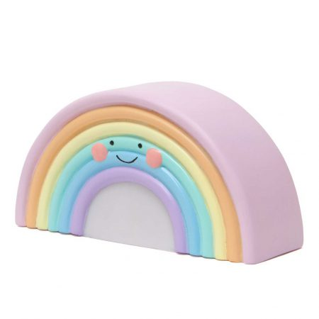 Petit Monkey Nachtlampje Rainbow