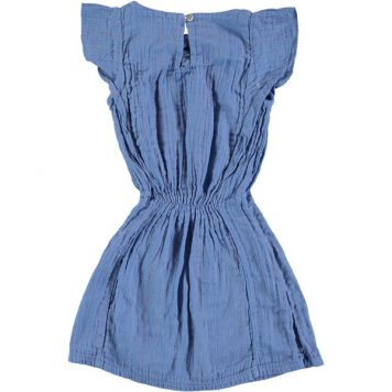 Picnik Ruffled Dress Lines