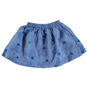 Picnik Skirt Fishes