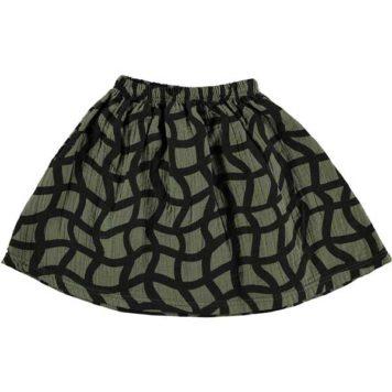 Picnik Skirt Grid